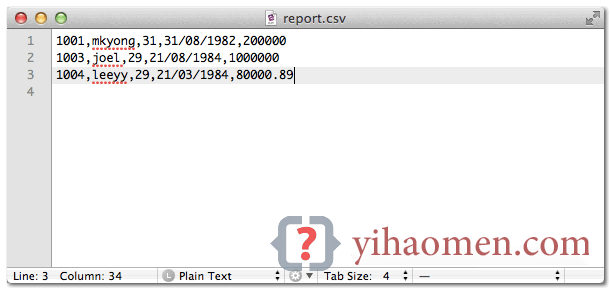 Spring Batch Example – XML File To CSV File